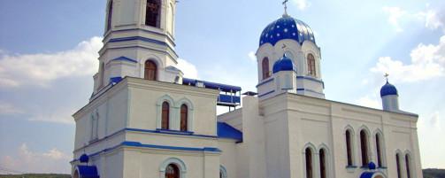 Архипастырское богослужение в Покровском мужском монастыре с. Дедово Федоровского района