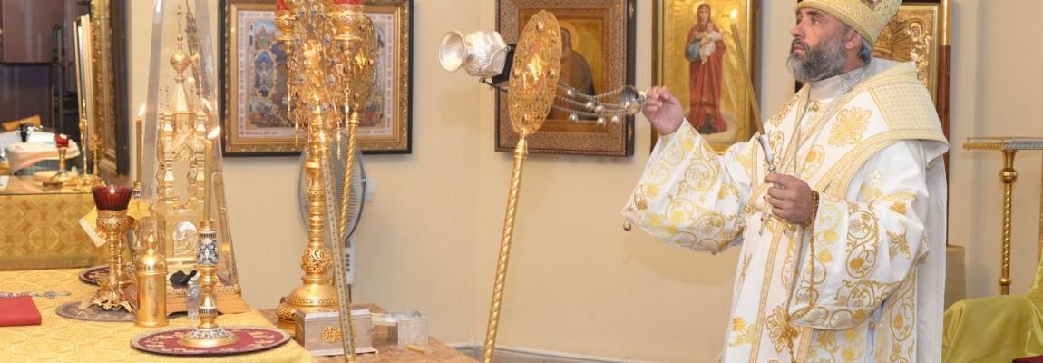Анонс богослужения Владыки Николая в г. Ишимбай