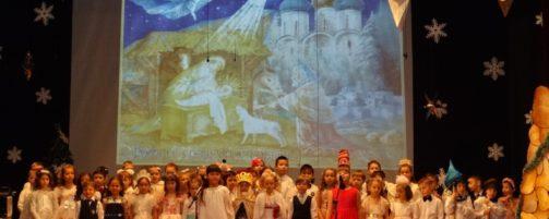 Рождественский концерт и благотворительная ярмарка прошли в Ишимбае