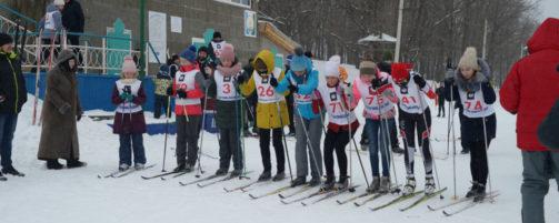 Учащиеся Ишимбайской воскресной школы приняли участие в епархиальной лыжной гонке «Лыжня Салаватской епархии»