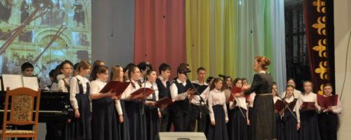 Состоялся Пасхальный концерт в Ишимбайском дворце культуры