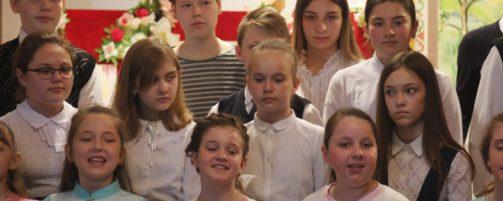 Празднование дня святых жен-мироносиц в Свято-Троицком храме и воскресной школе