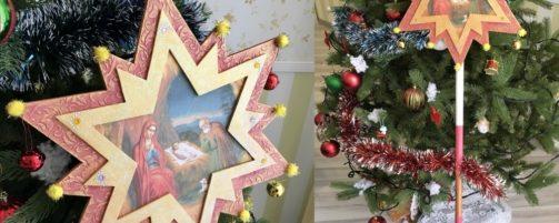 Стартовал приходской конкурс «Рождественская звезда»